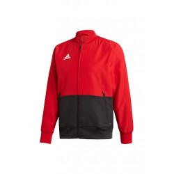 adidas Condivo 18 Präsentationsjacke - Vestes course pour Homme - Rouge