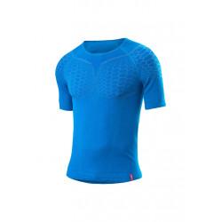 Löffler Shirt Transtex Warm Seamless KA - Sous-vêtements sport pour Homme - Bleu