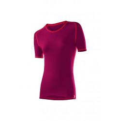 Löffler Shirt Transtex Warm KA - Sous-vêtements sport pour Femme - Violet
