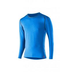 Löffler Shirt Transtex Warm LA - Sous-vêtements sport pour Homme - Bleu