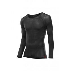 Löffler Transtex Light Long Sleeve Shirt - Sous-vêtements sport pour Homme - Noir