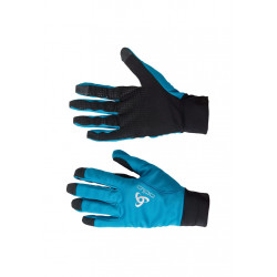 Odlo Gloves Zeroweight Warm Gants de cours - Noir