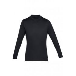 Under Armour Coldgear Armour Mock Fitted - Sous-vêtements sport pour Homme - Noir