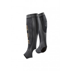 Skins K-proprium-calf Tights Article compression - Noir