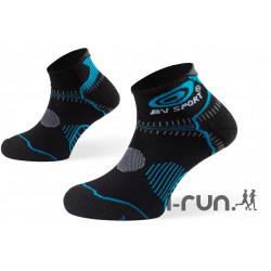 BV Sport Socquettes Trail Chaussettes