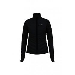 Odlo Jacket Insulated Daniela Cocoon - Vestes course pour Femme - Noir