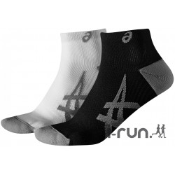 Asics Pack 2 paires Lightweight Sock Chaussettes