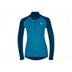 Odlo Active 1/2 zip W vêtement running femme
