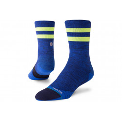 Stance Run Uncommon Solids Crew M Chaussettes