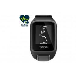 Tomtom Spark 3 Cardio Black Edition - Large Cardio-Gps