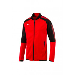 Puma Ascension Stadium Jacket - Vestes course pour Homme - Rouge
