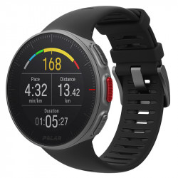 avis/test Polar Vantage V - montre cardio GPS Premium Noir