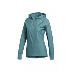 adidas Response Hooded Wind Jacket - Vestes course pour Femme