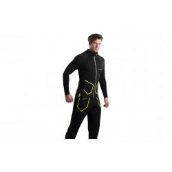 Uglow Hooded Zip M vêtement running homme
