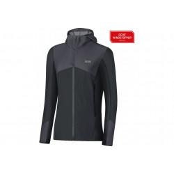 Gore Wear R3 Windstopper Hooded W vêtement running femme