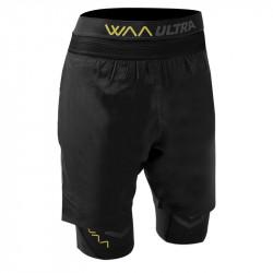 WAA ULTRA SHORT 3 EN 1 2018 - noir - cuissard et short