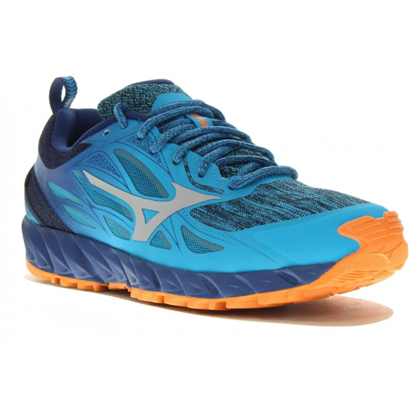 Mizuno Wave Ibuki Gore Tex W Chaussures running femme