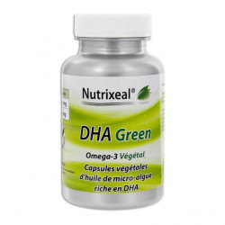 Nutrixeal DHA Green