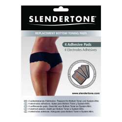 Slendertone Jeu Electrodes Short Bottom
