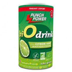 Punch Power Bio-Drink Antioxydant Citron vert - 500g