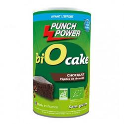 Punch Power Bio-Cake Chocolat sans Gluten