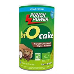 Punch Power Bio-Cake Coco-Chocolat sans Gluten