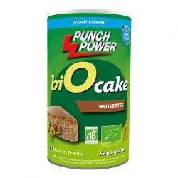 Punch Power Bio-Cake Noisette sans Gluten