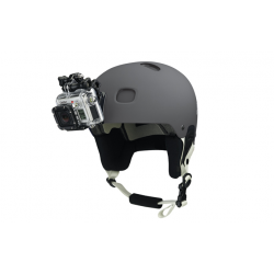 GoPro Fixation Frontale Casque