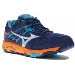 Mizuno Wave Mujin 5 Gore-Tex W Chaussures running femme