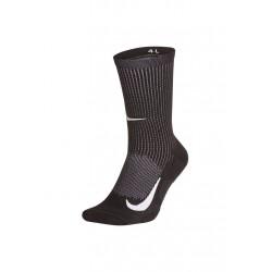 Nike Elite Merino Crew Running Sock Chaussettes running - Noir