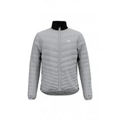 Odlo Jacket Insulated Gregor Cocoon - Vestes course pour Homme - Gris 9b46b099d38b