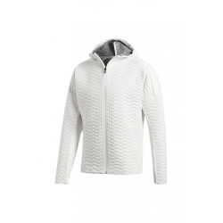 adidas Z.n.e. Winter Run Jacket - Vestes course pour Homme - Blanc f0a4bcfe620a