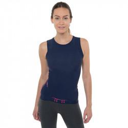 Test et avis sur le T-Shirt running femme PERCKO LYNE FIT T-shirt de sport qui protège votre dos pendant l'effort