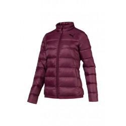 Puma PWRWarm packLITE 600 Dwn JKT - Vestes course pour Femme - Rouge