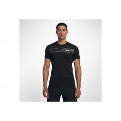 Nike Base Layer Top Camo M vêtement running homme