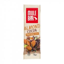 Test et AVIS sur la Barre Mulebar Vegan Refuel Chocolat Amandes