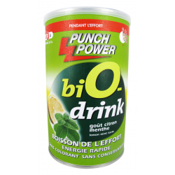 Punch Power Bio-Drink Citron Menthe - 500g