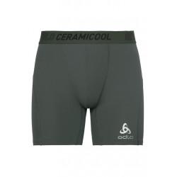 Odlo Bottom Boxer Ceramicool Pro - Sous-vêtements sport pour Homme - Gris