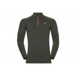 Odlo Performance Blackcomb 1/2 zip M vêtement running homme