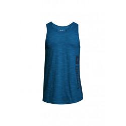 Under Armour Sportstyle Graphic Tank - Tops pour Homme - Bleu