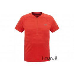 The North Face Tee-Shirt 1/2 Zip Ultra Run M vêtement running homme