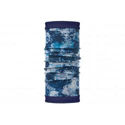 Buff Reversible Polar Winter Garden Blue Tours de cou