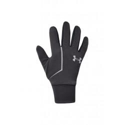 Under Armour Short Sleeve Cgi Run Liner Glove - Gants de cours pour Homme - Noir