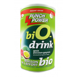 Punch Power Bio-Drink Passion-Goyave - 500g