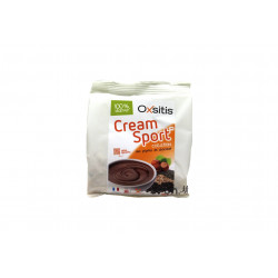 Oxsitis Collation Cream Sport - Pépites de Chocolat Diététique Préparation