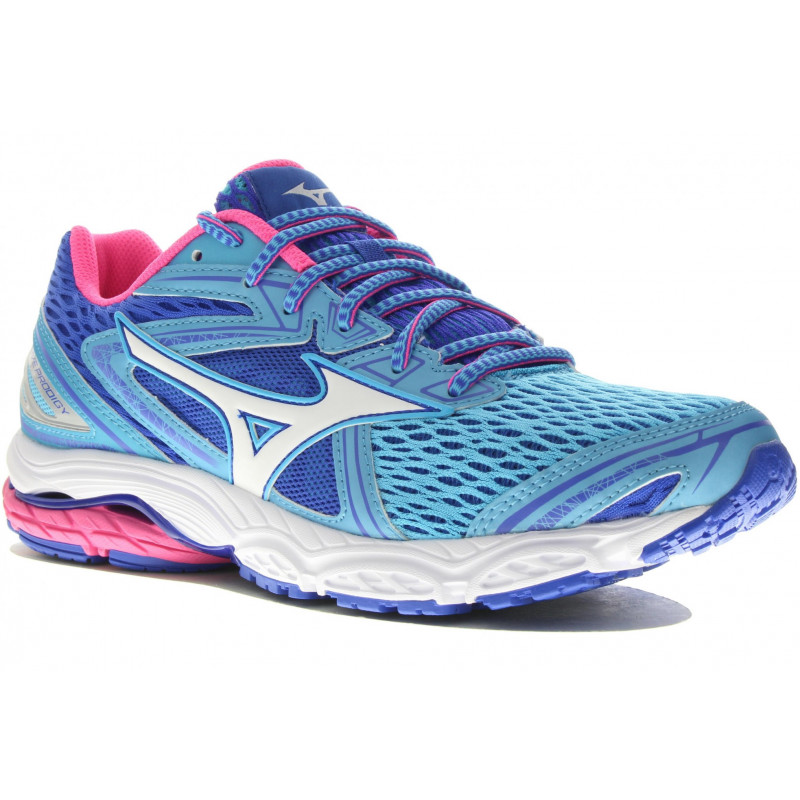 huge selection of aa3a7 cd720 Mizuno Wave Prodigy W Chaussures running femme