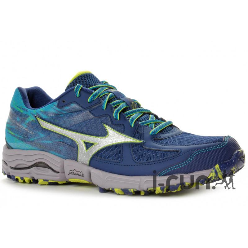 Mizuno Wave Kazan 2 M Chaussures homme