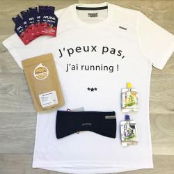Avis de coureurs suite au test du Pack T-Shirt techniques séries limitées - version J'peux pas J'ai Running