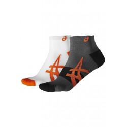 ASICS 2PPk Lightweight Sock Chaussettes running - Noir