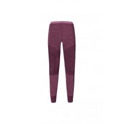 Odlo Pants Revolution TW X-Warm - Sous-vêtements sport pour Femme - Violet